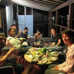 Yakushima Youth Hostel Якусима питание фото 2