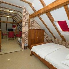 Hotel Villa Duomo 4* Улучшенные апартаменты с разными типами кроватей фото 9