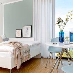 Отель THE FLAG München Номер Комфорт с различными типами кроватей