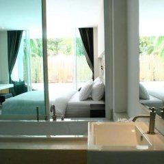 Отель Sarikantang Resort And Spa 3* Номер Делюкс с различными типами кроватей фото 6
