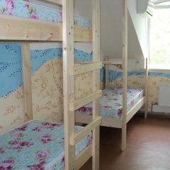 Хостел В центре Кровать в общем номере фото 6