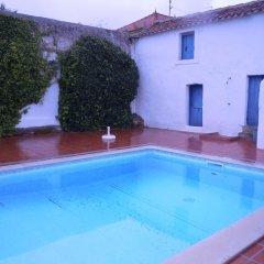 Отель Casa Do Sobral бассейн