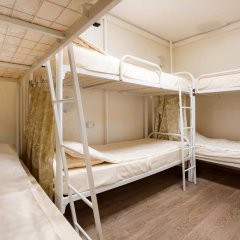Хостел Успенский Двор Кровать в женском общем номере с двухъярусной кроватью фото 3