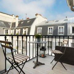 Отель Résidence Musée d'Orsay балкон