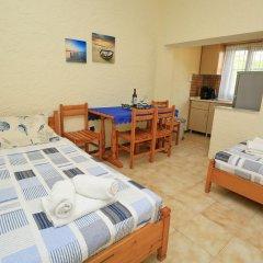Отель Villa Reppas Греция, Пефкохори - отзывы, цены и фото номеров - забронировать отель Villa Reppas онлайн комната для гостей фото 5