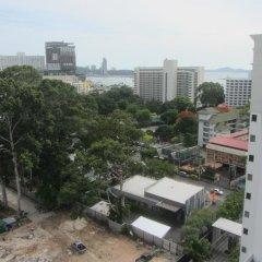 Отель Centric Sea Pattaya Апартаменты с различными типами кроватей фото 26