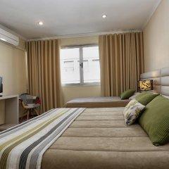 Hotel do Norte 2* Студия с различными типами кроватей фото 4