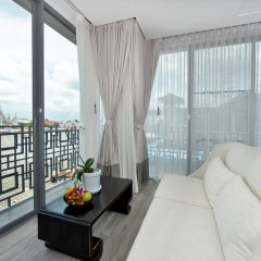 Отель Riva Arun Bangkok 4* Номер Делюкс с различными типами кроватей фото 20