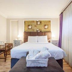 Dora Hotel 3* Люкс с различными типами кроватей фото 13