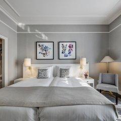 Отель Fairmont Le Montreux Palace 5* Улучшенный номер с различными типами кроватей фото 10