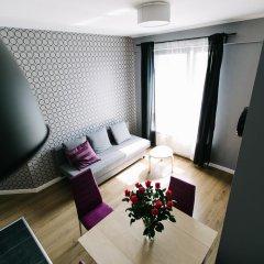Отель Renttner Apartamenty Студия с различными типами кроватей фото 24