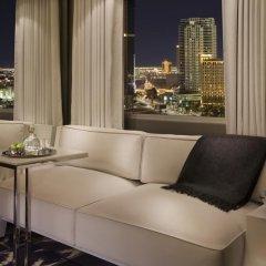 Отель SLS Las Vegas 4* Стандартный номер с различными типами кроватей фото 7