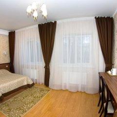 Гостиница Велнесс Стандартный номер с двуспальной кроватью фото 3