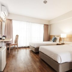 Samran Place Hotel 3* Стандартный номер с различными типами кроватей