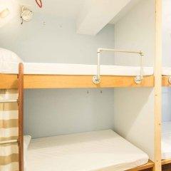 Barn And Bed Hostel Кровать в общем номере фото 14