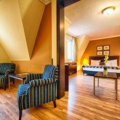 Leonardo Hotel Budapest 4* Полулюкс с различными типами кроватей фото 4