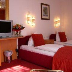 Отель Bergers Sporthotel 4* Стандартный номер с различными типами кроватей