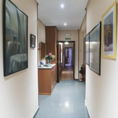 Отель Pension Angelines Испания, Сантандер - отзывы, цены и фото номеров - забронировать отель Pension Angelines онлайн интерьер отеля фото 2