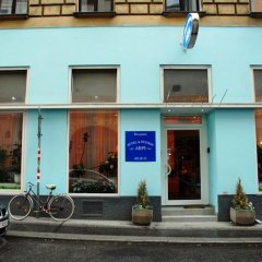 Hotel Pension ARPI вид на фасад фото 2