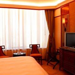 Отель Swissotel Beijing Hong Kong Macau Center комната для гостей фото 6