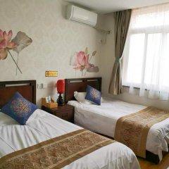 Отель Hutong Impressions Beijing Guesthouse Китай, Пекин - отзывы, цены и фото номеров - забронировать отель Hutong Impressions Beijing Guesthouse онлайн комната для гостей фото 4