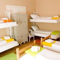 Hostel Beogradjanka Кровать в общем номере с двухъярусной кроватью фото 10