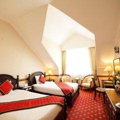 Sammy Dalat Hotel 3* Номер Делюкс с различными типами кроватей фото 4