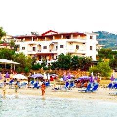 Hotel Vila Park Bujari 3* Стандартный номер с различными типами кроватей фото 20