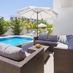 Отель Villa Adonia Кипр, Протарас - отзывы, цены и фото номеров - забронировать отель Villa Adonia онлайн бассейн