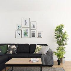 Апартаменты Apartinfo Chmielna Park Apartments Улучшенные апартаменты с различными типами кроватей фото 35