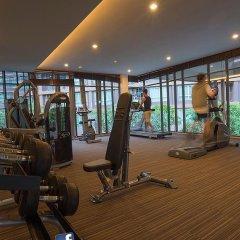 Отель Phuket Penthouse фитнесс-зал