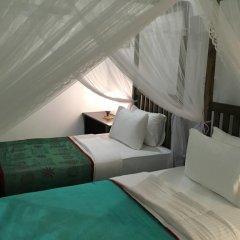 Отель Khalids Guest House Galle 3* Стандартный номер с различными типами кроватей фото 4