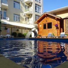 Гостиница Grand Villa Guest House в Ольгинке отзывы, цены и фото номеров - забронировать гостиницу Grand Villa Guest House онлайн Ольгинка бассейн фото 2