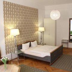 Hotel-Pension Kleist Берлин комната для гостей фото 5
