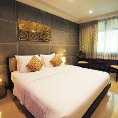 Отель Focal Local Bed And Breakfast Бангкок комната для гостей