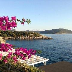 Apart Villa Asoa Kalkan Турция, Патара - отзывы, цены и фото номеров - забронировать отель Apart Villa Asoa Kalkan онлайн пляж