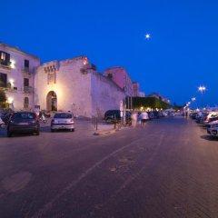 Отель Porta Marina Сиракуза парковка