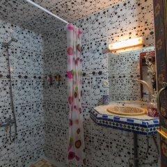 Отель Casa Aya Medina Марокко, Фес - отзывы, цены и фото номеров - забронировать отель Casa Aya Medina онлайн ванная фото 2