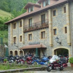 Hotel Cosgaya парковка