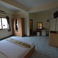 Отель Bua Khao Paradise Стандартный номер с различными типами кроватей фото 9
