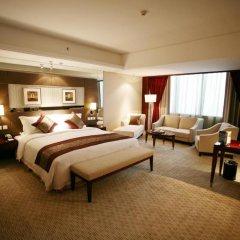 Vision Hotel 4* Номер Делюкс с различными типами кроватей фото 4