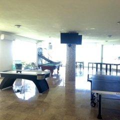 Отель Condominio Mayan Island Playa Diamante гостиничный бар