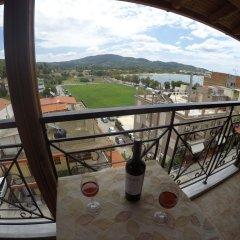 Отель Sofia's Studios балкон
