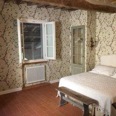 Отель Villino di Porporano Парма комната для гостей