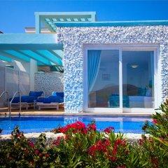 Asfiya Sea View Hotel бассейн