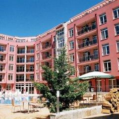 Отель Rainbow 2 Солнечный берег пляж