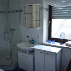 Отель Herbartstrasse Германия, Нюрнберг - отзывы, цены и фото номеров - забронировать отель Herbartstrasse онлайн ванная