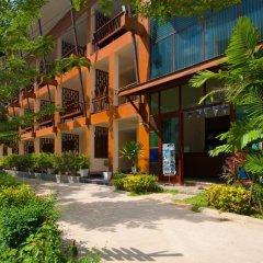 Отель Wind Beach Resort 3* Улучшенный номер с различными типами кроватей фото 3