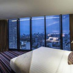 Отель The Continent Bangkok by Compass Hospitality 4* Номер категории Премиум с различными типами кроватей фото 43