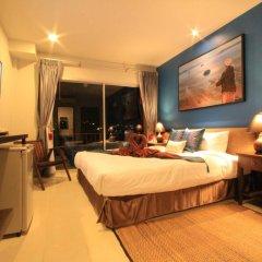Отель The Guide Hometel 2* Номер Делюкс разные типы кроватей фото 15